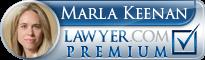 Marla Dawn Keenan  Lawyer Badge