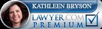 Kathleen Anne Bryson  Lawyer Badge