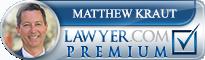 Matthew Phillip Kraut  Lawyer Badge