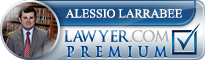 Alessio Carlo Larrabee  Lawyer Badge