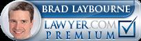 Brad Curtis Laybourne  Lawyer Badge
