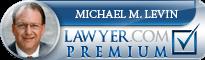 Michael M. Levin  Lawyer Badge