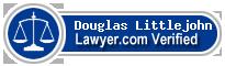 Douglas Craig Littlejohn  Lawyer Badge