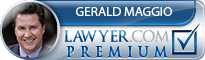 Gerald Anthony Maggio  Lawyer Badge