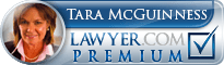 Tara Patricia McGuinness  Lawyer Badge