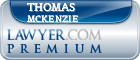 Thomas L. McKenzie  Lawyer Badge