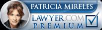 Patricia Mireles  Lawyer Badge