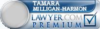 Tamara Milligan-Harmon  Lawyer Badge