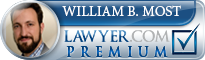 William Brock Most  Lawyer Badge