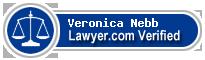 Veronica Ann Franz Franz Nebb  Lawyer Badge