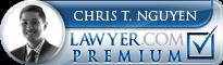 Chris T. Nguyen  Lawyer Badge