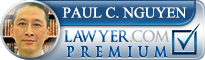 Paul Cong Nguyen  Lawyer Badge