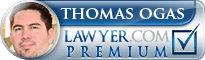 Thomas Joshua Ogas  Lawyer Badge