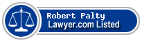 Robert Palty Lawyer Badge