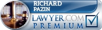 Richard John Pazin  Lawyer Badge