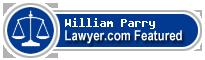William Andrew Parry  Lawyer Badge