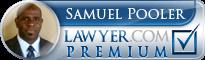 Samuel Pooler  Lawyer Badge