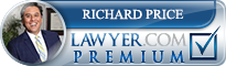 Richard Samuel Price  Lawyer Badge