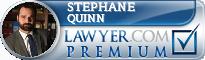 Stephane Quinn  Lawyer Badge