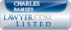 Charles Ramsey Lawyer Badge