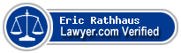 Eric Walter Rathhaus  Lawyer Badge