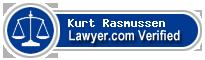Kurt Legarde Rasmussen  Lawyer Badge