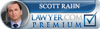 Scott Edward Rahn  Lawyer Badge