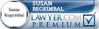 Susan Ann Regeimbal  Lawyer Badge