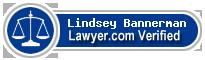 Lindsey Anne Bannerman  Lawyer Badge