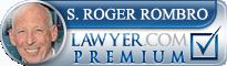 S. Roger Rombro  Lawyer Badge