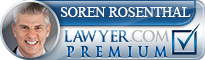 S. David Rosenthal  Lawyer Badge