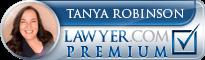 Tanya Lynne Robinson  Lawyer Badge
