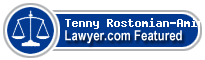 Tenny Christine Rostomian-Amin  Lawyer Badge