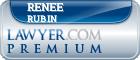 Renee Rubin  Lawyer Badge