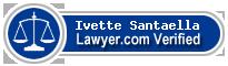 Ivette M. Santaella  Lawyer Badge