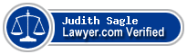 Judith G. Sagle  Lawyer Badge