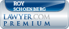 Roy Paul Schoenberg  Lawyer Badge