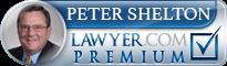 Peter Alan Shelton  Lawyer Badge