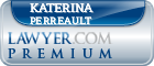 Katerina F Perreault  Lawyer Badge