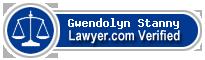 Gwendolyn Callaghan Stanny  Lawyer Badge