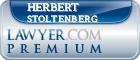 Herbert William Stoltenberg  Lawyer Badge