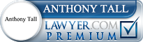 Anthony Tall  Lawyer Badge