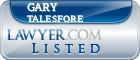 Gary Talesfore Lawyer Badge