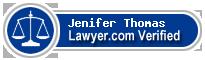 Jenifer Nichole Thomas  Lawyer Badge