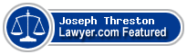 Joseph Threston  Lawyer Badge