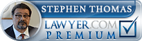 Stephen Joseph Thomas  Lawyer Badge