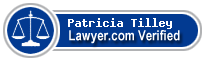 Patricia Gail Tilley  Lawyer Badge