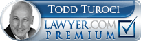 Todd Louis Turoci  Lawyer Badge