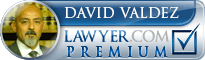 David Valdez  Lawyer Badge