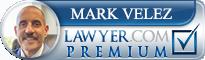 Mark Anthony Velez  Lawyer Badge